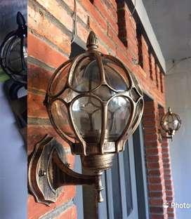 Lampu hias pagar lampu hias tempel lampu hias dinding klasik minimalis