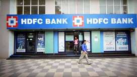 Walking interview for hdfc bank Ltd