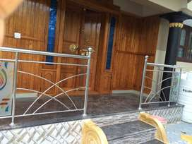 4 BHK house 1 km from NH47 for Rent.