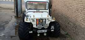 White Willy jeep .