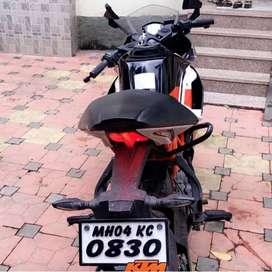 Best offer good condition cash bike KTM RC 200 ABS NEW model