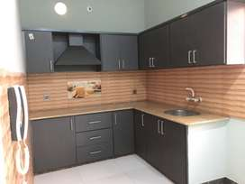 Brand new portion for rent in Alflah society A block malir karachi.