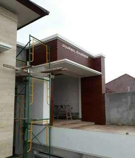 Dinding kayu/pagar kayu/kanopi kayu/kisi-kisi/partisi kayu/sekat ruang