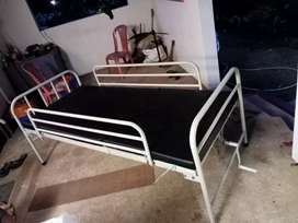 Hospital bed ,mattress with adjustable position