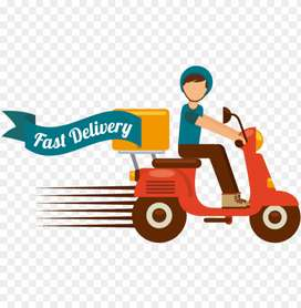 urgent required for delivery boy