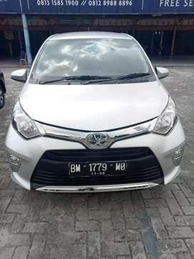 Toyota Calya Metik g th 2017