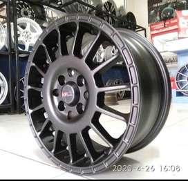 Velg R15 Rally Look Brio Agya Calya Xenia