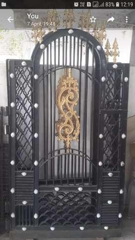 New Iron Gate Heavy Duty