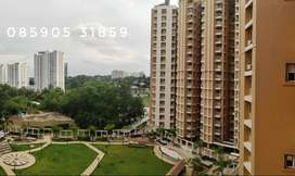 Flat with 2bhk furnished