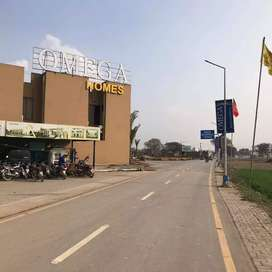 5 Marla residential plot on easy installments