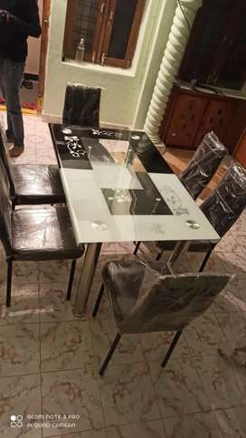 Dining tables new for sale Tuffen glass scratchless