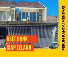 Luas 102 m2 – 2 Lantai!! ASET SIAP LELANG Di PERUM PANTAI MENTARI SBY