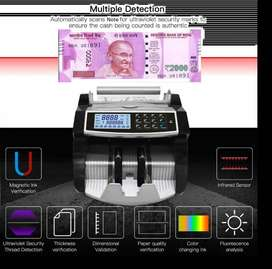 Currency counting machine - KARPOS BALCK & SILVER - PRO BANKER
