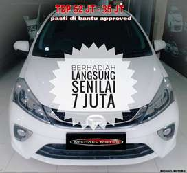 Daihatsu All New Sirion AT 2018 KM 12rb Antik Seperti Baru