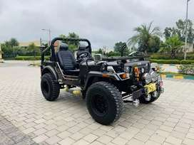 Modified Willy Jeeps of your choice
