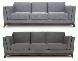 Pre order Sofa tamu minimalis 3 seat