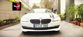BMW 6 Series 650i Coupe, 2012, Petrol