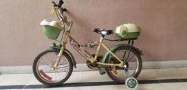 Army Style Bicycle for kids