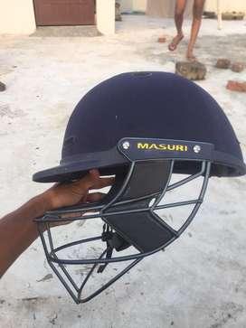 Masuri titanium helmets size XL