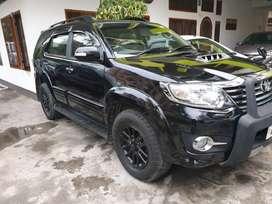 Toyota Fortuner 3.0 4x2 MT, 2012, Diesel