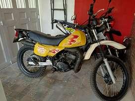 Suzuki ts 125 tahun 2002