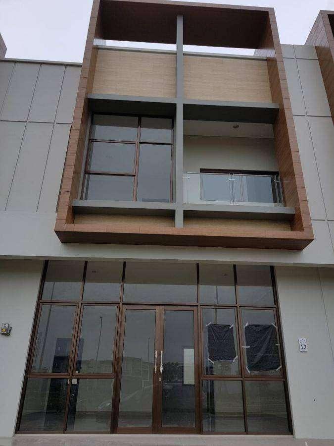 Ruko Siap Pakai luas 7x17 119m bangunan 110m ruko The Savoy JGC 0