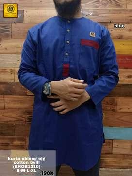 Gamis Kurta Oblong Original Al Amwa