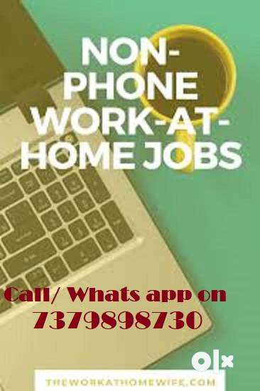 Don't find jobs we are offering you home based job no qualification 0