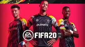 game ps 4 fifa 20 siap doenload