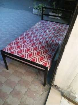 New Single Iron Beds in just 7500 only