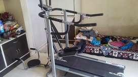 Kamachi Treadmill (Manual) Selling price -: 10000/- (Negotiable)