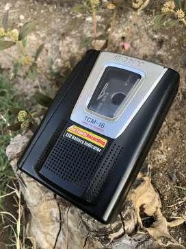 Jual Walkman Sony TCM-16 Cassette Recorder