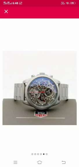 New looking watch oll working