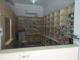 MEDICAL STORE AND CLINIC FOR SALE