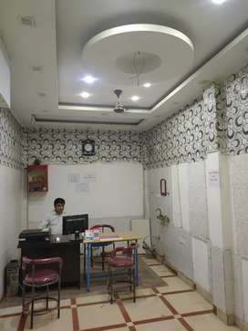 Extreme location infront of annapurna restaurant