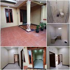 Dijual Rumah baru siap Huni, Amaan& Nyaman