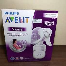 philips avent manual breast pump pemeras asi