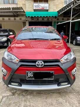 Toyota Yaris 2017 tipe TRD Heykers 1.5 A/T km 41rb