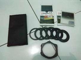 ND filter holder ring lengkap (tinggal pake)