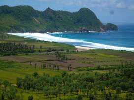 Tanah meang beach froom
