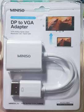 DP to VGA Adapter