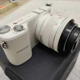 Kamera mirrorless samsung nx2000