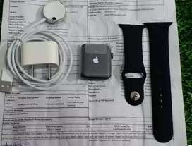 Apple series 3 gps+cellular watch 42mm