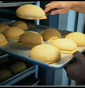 Dubutuhkan karyawan toko roti dan kopi