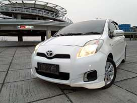 Toyota Yaris 2013 E AT Automatic Matic Mobil Bagus Mulus