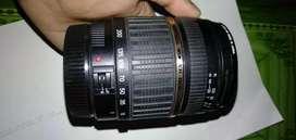 Lensa tamron 18-200 for canon