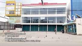 Disewakan 5 unit Ruko Gandeng Plong Jln Jend. Ahmad Yani Palembang