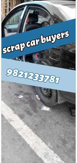 SCRAP CARS  CARS BUYERS