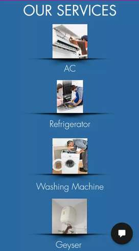 AC Services, Repair & Installation at Your Home