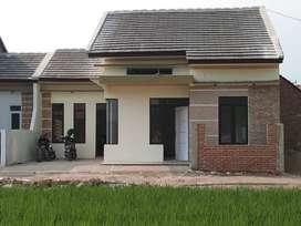 Rumah KPR murah tinggal beberapa Unit lagi